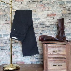 EXPRESS Black STELLA BOOT Low-Rise Jeans Size 4